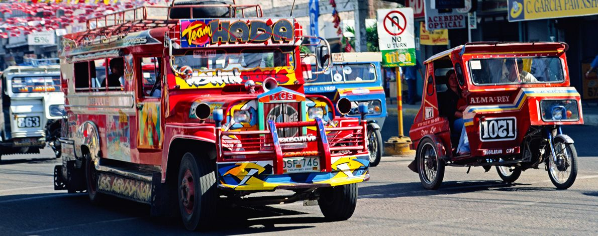 how to catch a jeepney