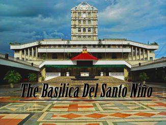 The Basilica Del Santo Niño Cebu