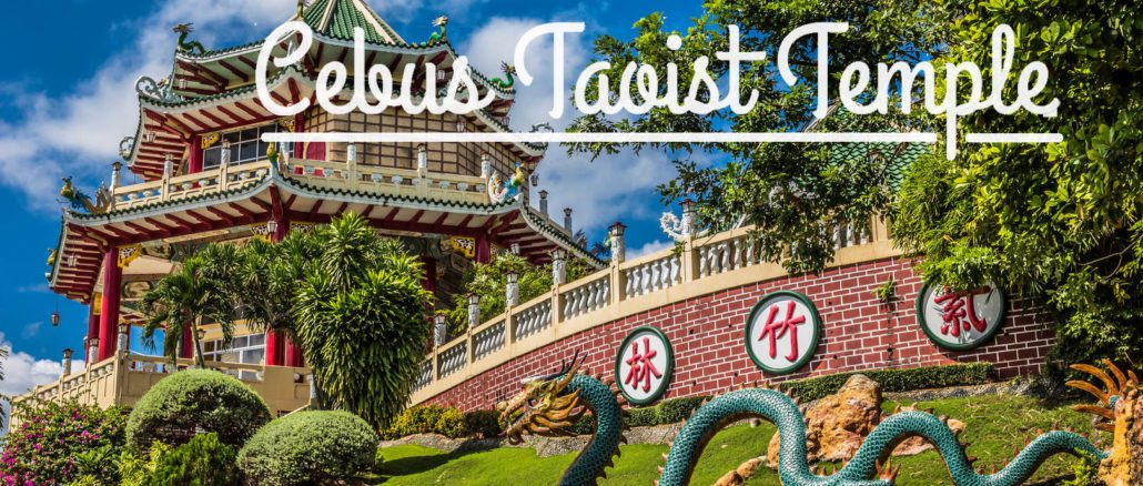 Cebus taoist temple lahug beverly hills subdivision