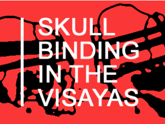 Skull binding moulding philippines ancient