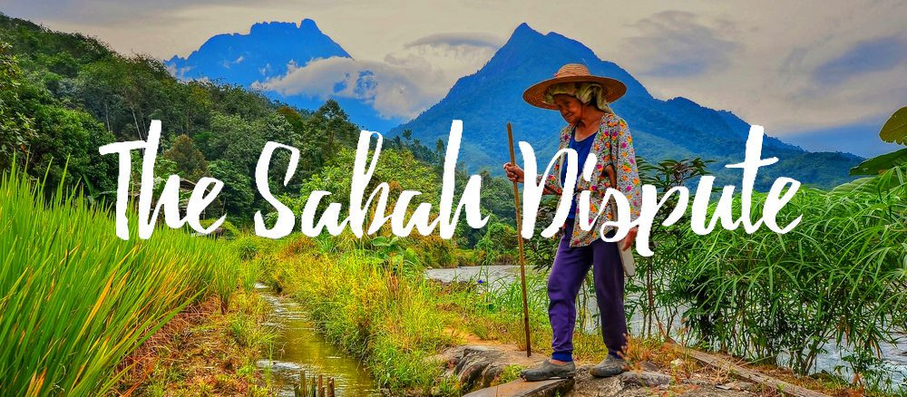 North Borneo, Sabah, Dispute